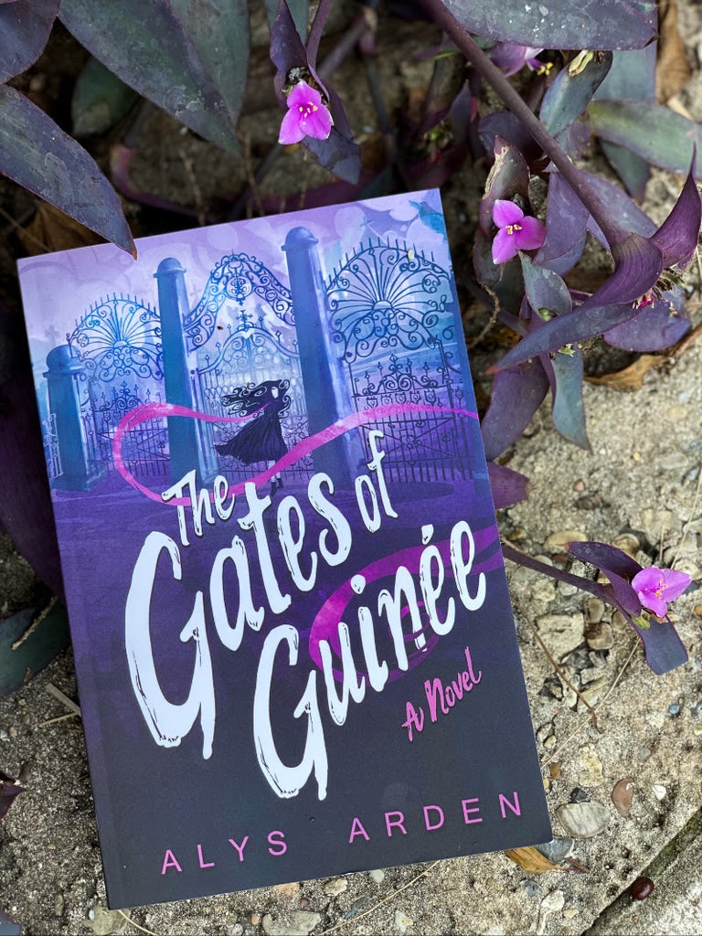 Gates of Guinee (The Casquette Girls Series, Book Four), By Alys Arden
