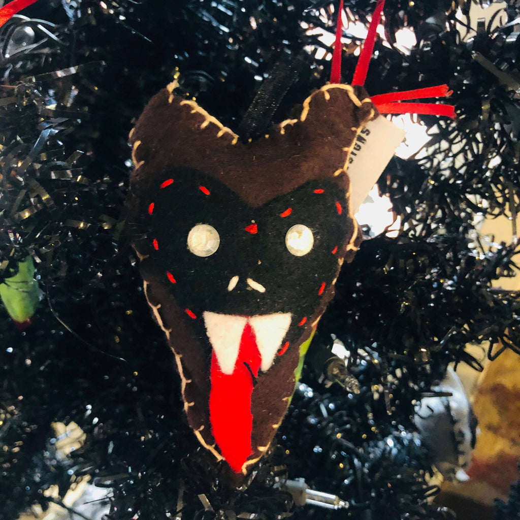 Krampus Soft Ornament