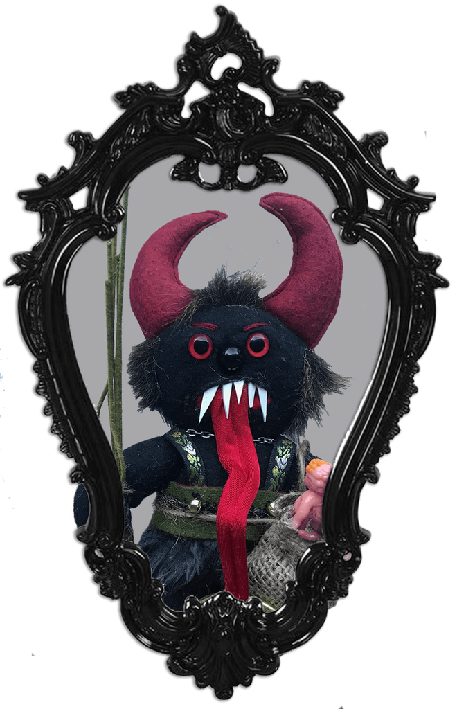Krampus Doll