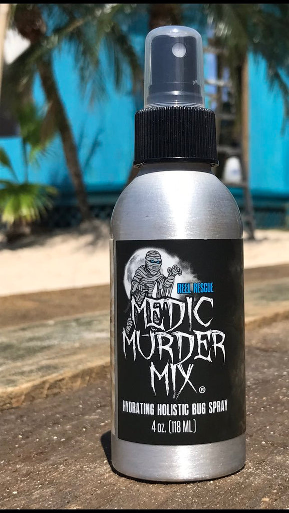 Medic Murder Mix - Mosquito and Bug Spray