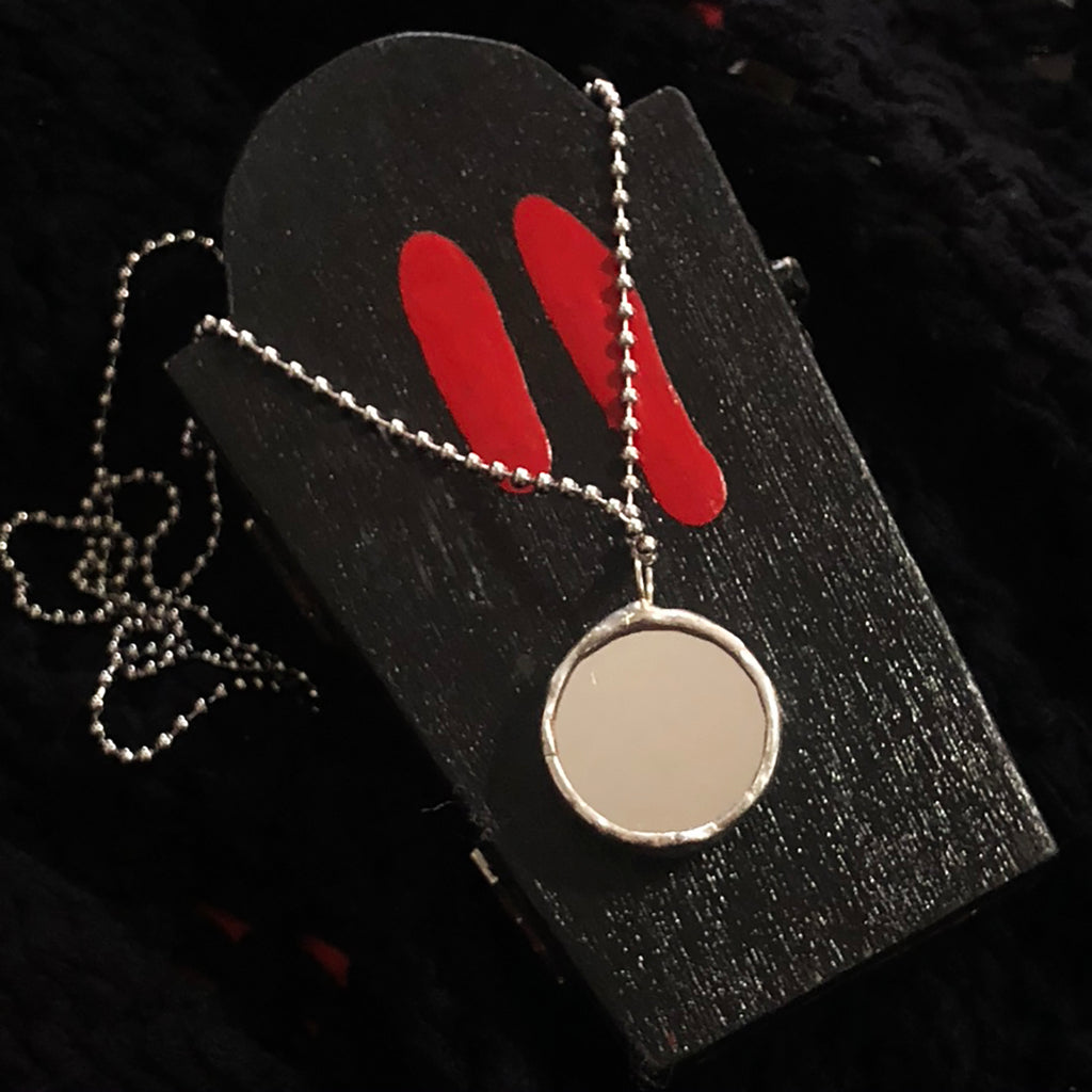 Necklace Vampire Detector