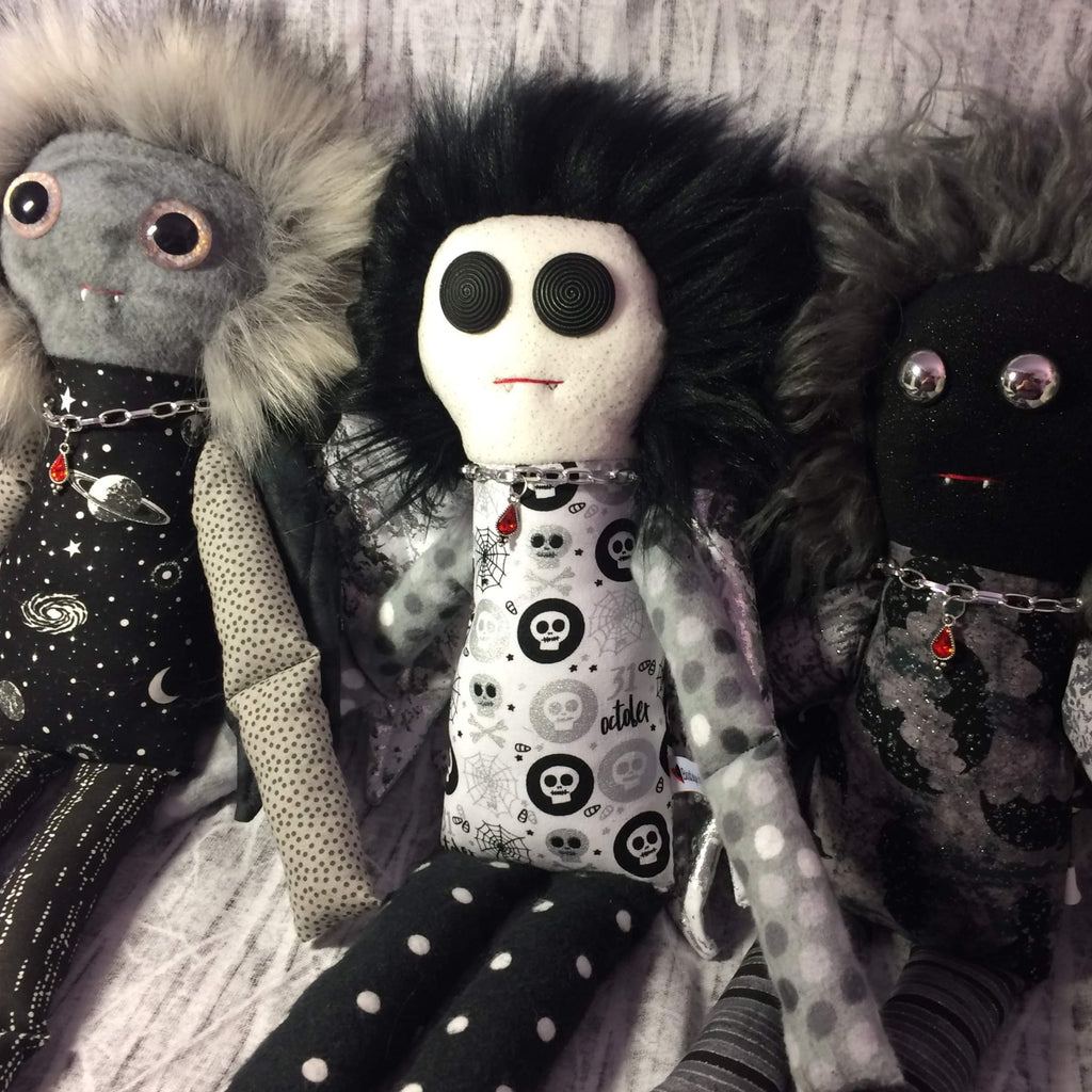 Vampire Brood Rag Doll