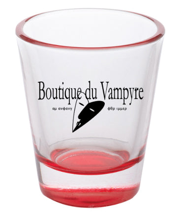 Glass - Boutique du Vampyre Shot Glass