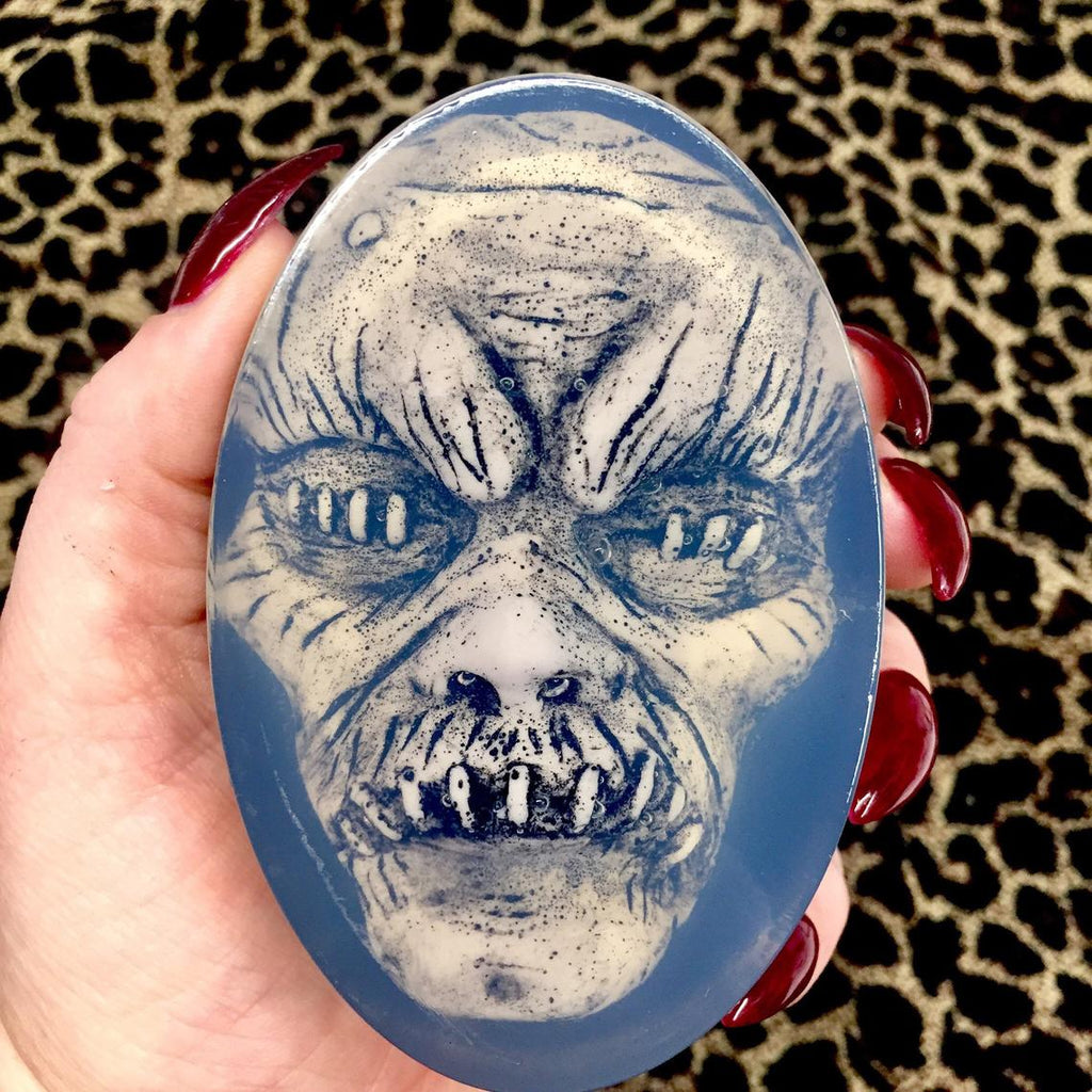 Bath - Soap-Shrunken Head