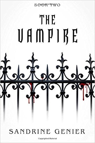 The Vampire (Book 2), by Sandrine Genier