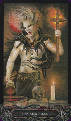 Tarot - The Tarot of Vampyres