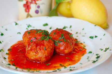 Sergio's Turkey Meatballs