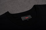 Camiseta Supreme Hysteric Glamour Fuck You Football Black Tee