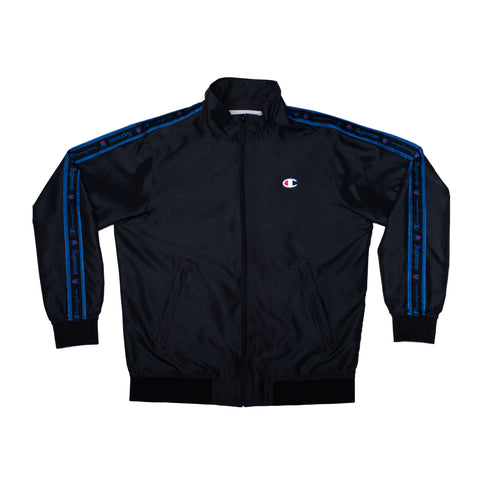 Jaqueta Supreme x Champion Warm Up Track Jacket Black