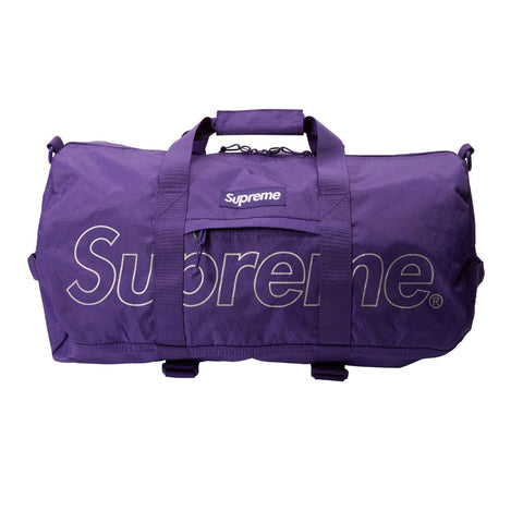Mala Supreme Water Resistent Duffle Bag Purple FW18