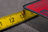 Trena Supreme Penco Tape Measure (Imperial) Red