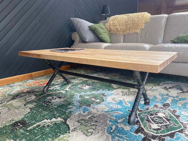 Fitter Joiner: Campaign Coffee Table