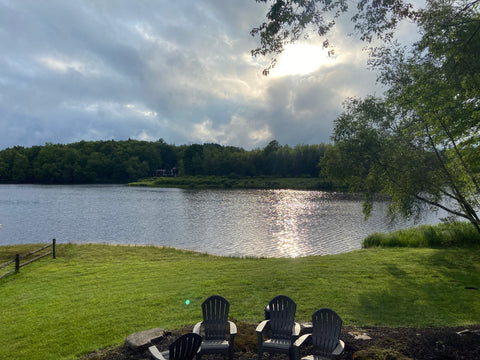 """Stagshead Lakehouse: """"right on the lake with an amazing view"""""""