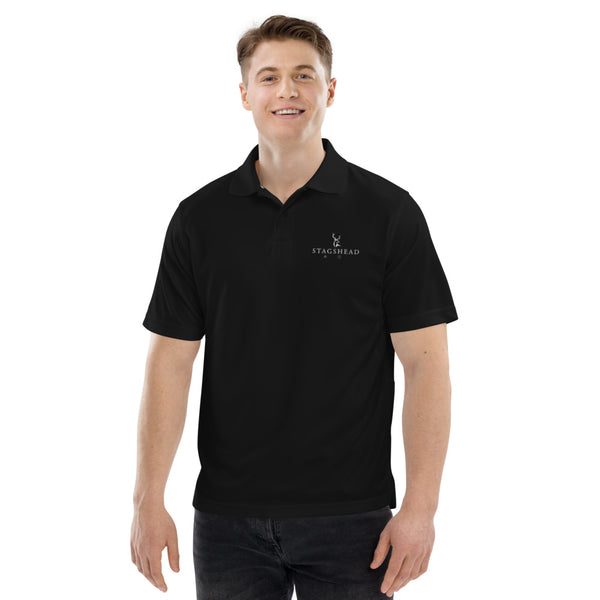 Stagshead Men's Performance Polo