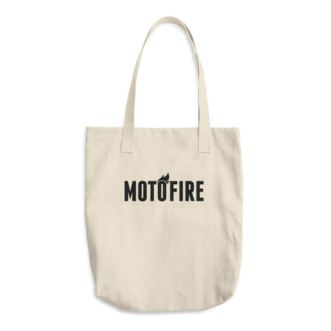 Motofire Cotton Tote Bag
