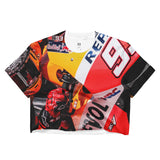 Marc Marquez MotoGP Ladies Crop Top