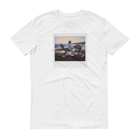 Janet. Old Skool Polaroid T-Shirt