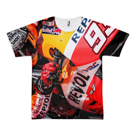 Marc Marquez Short Sleeve T-shirt (unisex)