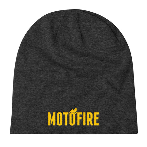 Motofire Knit Slouch Beanie