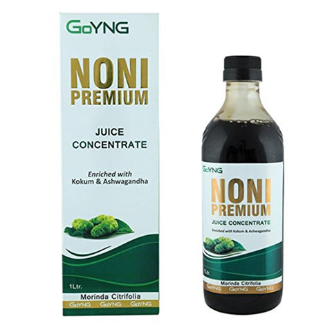 GoYNG Noni Premium 1 Ltr PACK OF 6 - Discountpur.in