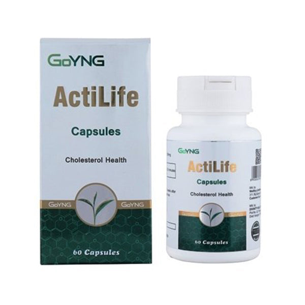 GoYNG Actilife 500mg (60 Caps) - Discountpur.in