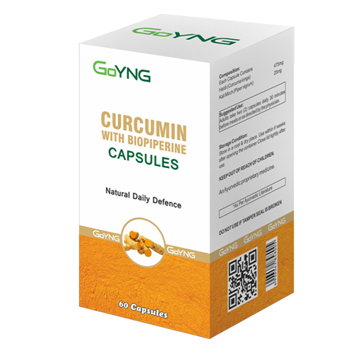 CURCUMIN WITH BIOPERIN - Discountpur.in