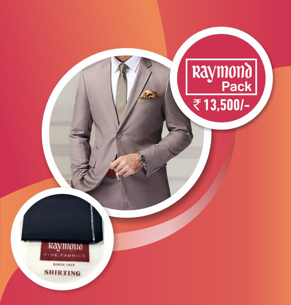Men's Raymond Fabric - Discountpur.in