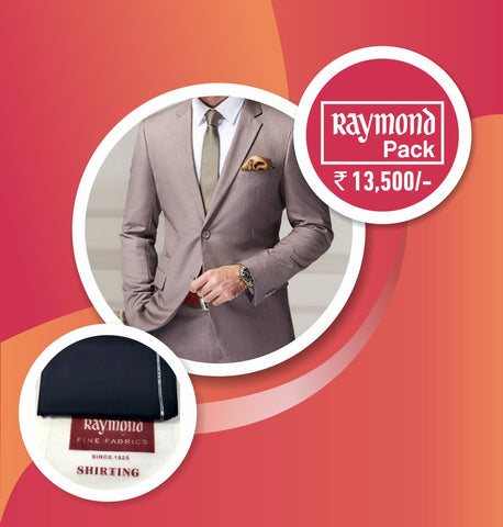 Men's Raymond Fabric