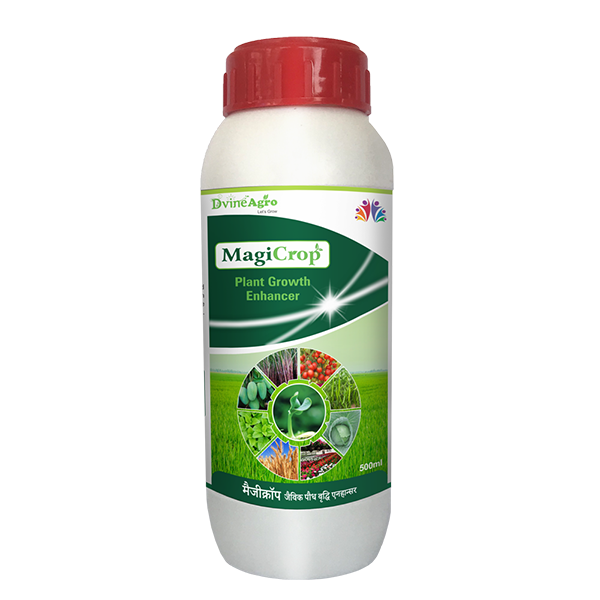 Organic Plant Nutrition Liquid / 500 ml