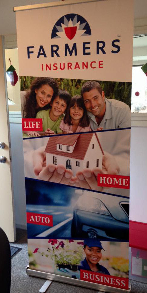 Retractable Banner for DS Businesses