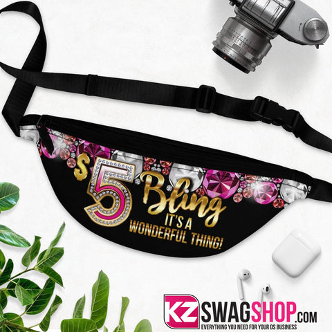 Bling Fanny Pack - GEMZ