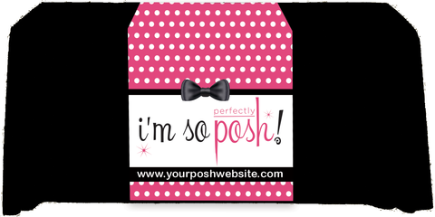 Perfectly Posh Table Runner