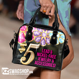 $5 Bling Shoulder Bag - Bloom