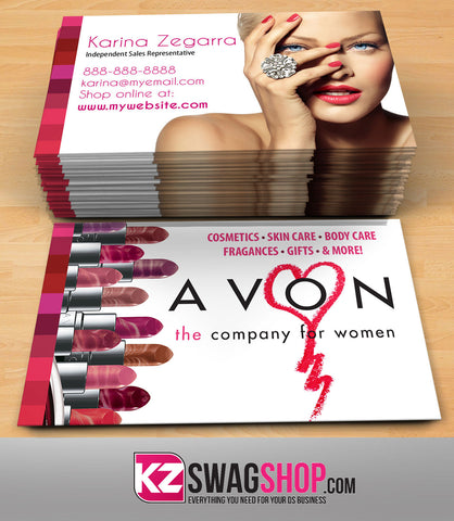 Avon Business Cards Style 3