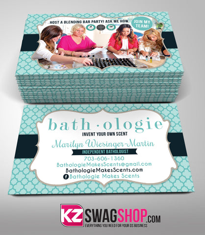 Bathologie Business Cards Style 1