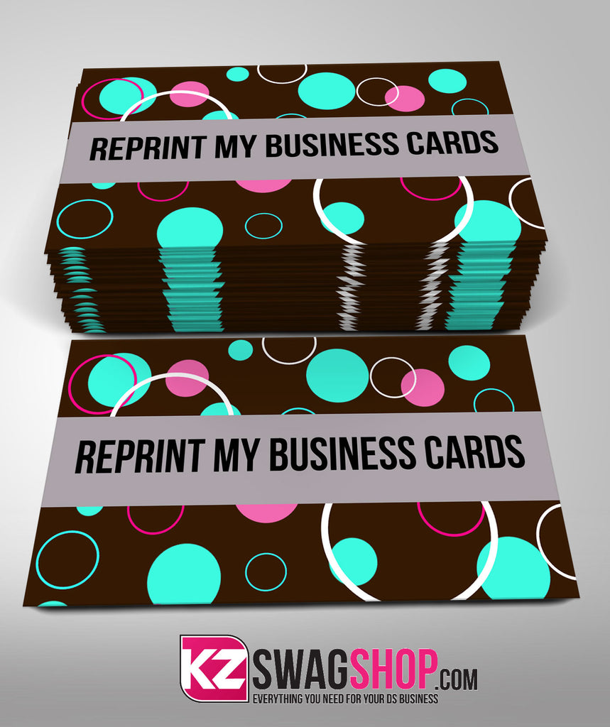 $5 Bling - Business Card Reprint