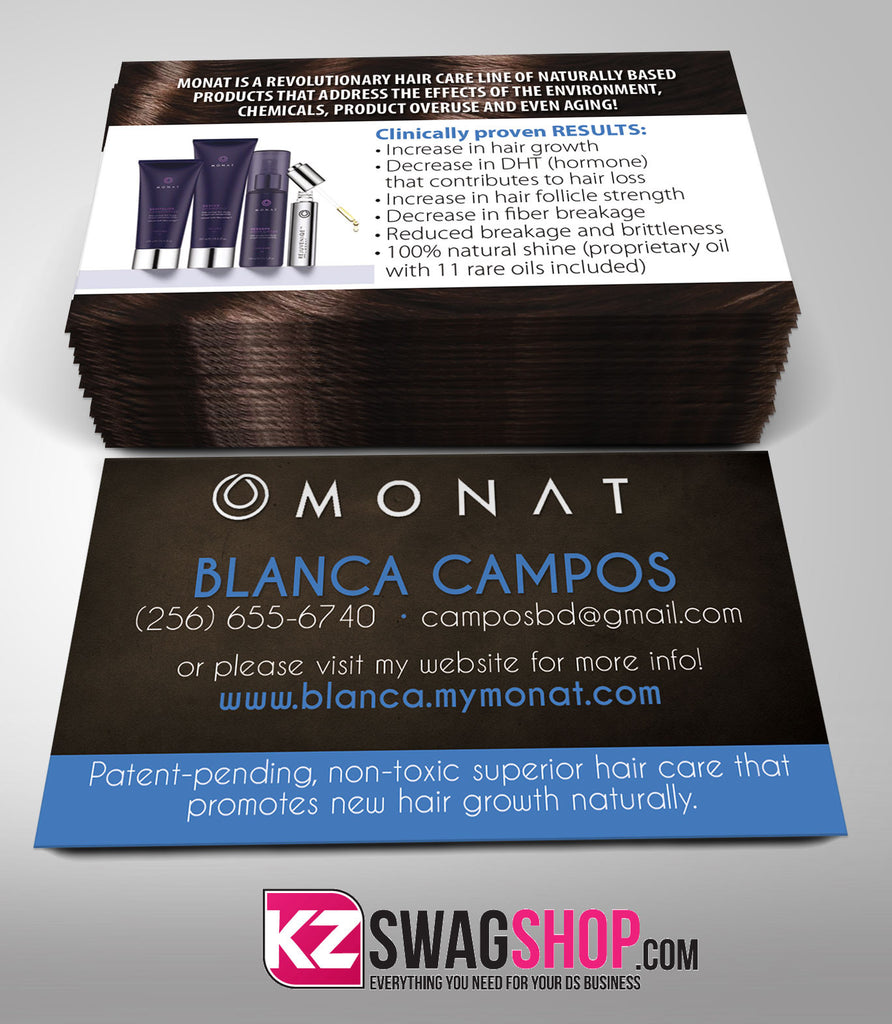 Monat business cards style 2 kz swag shop monat business cards style 2 colourmoves