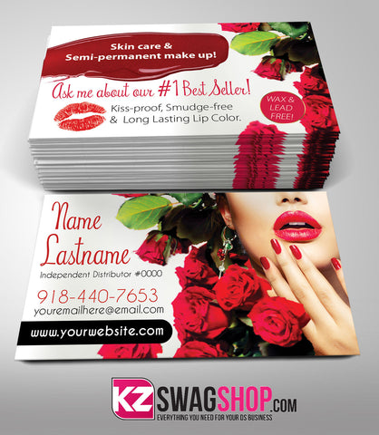 SeneGence Business Cards Style 1