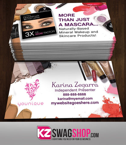 Younique Business Cards Style 9
