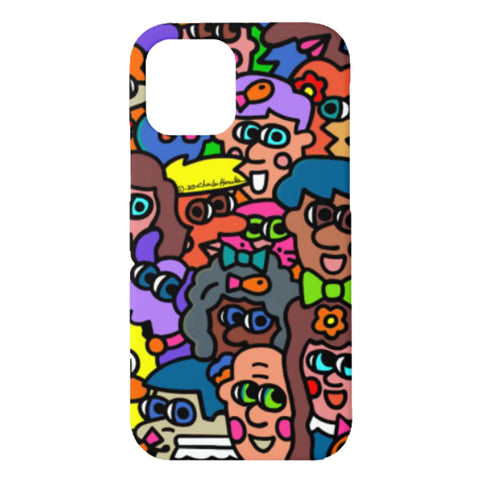 Phone Case: Faces