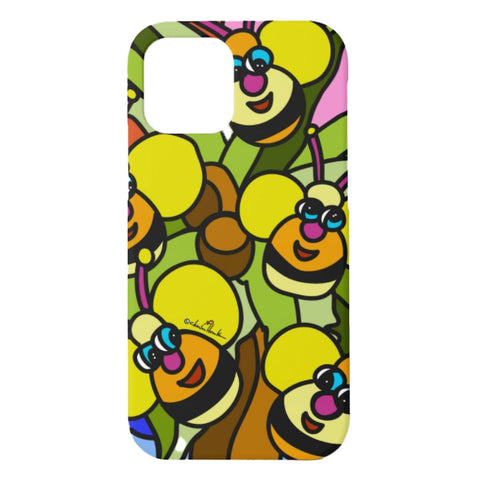 Phone Case: Busy Bee