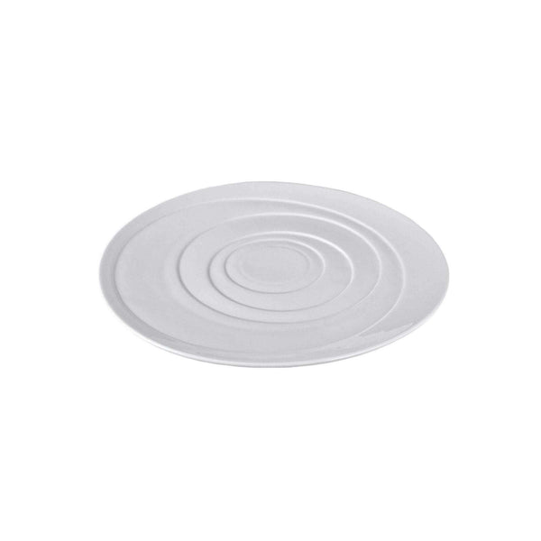 "Vie Belles Dinnerware Spinning Collection 12.6"" (32 cm) Porcelain Plate"