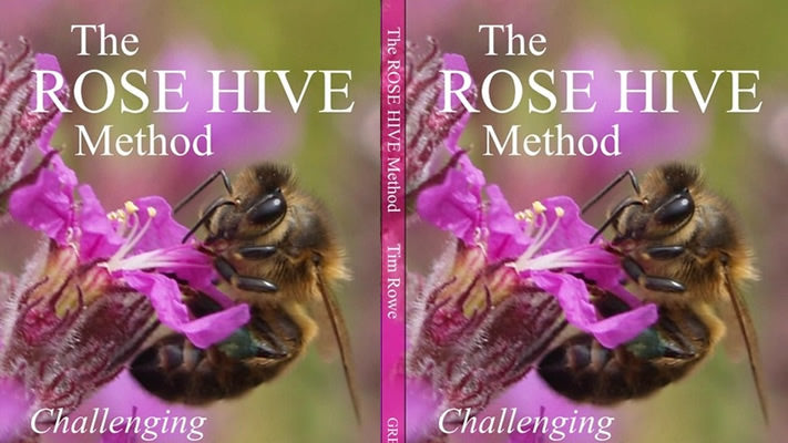 The Rose Hive Book