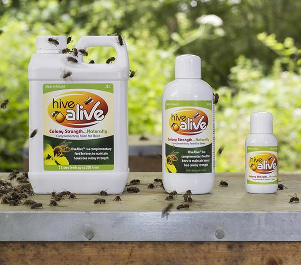Bee Feed - HiveAlive - Pollen Patties