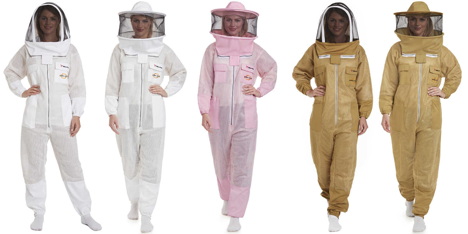 Sting Proof Ventilated Beekeeping Suits and Jackets