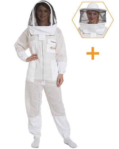Zephyros 3 Layer Ventilated Beekeeping Suit