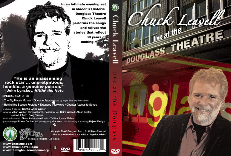 Chuck Leavell Live at the Douglass Theatre