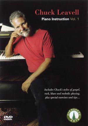 Chuck Leavell Piano Instruction Vol. 1