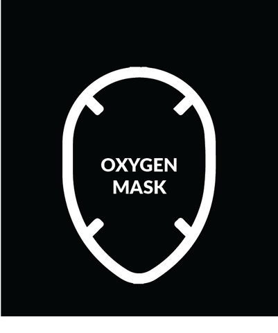 Tea Infused Oxygen Mask