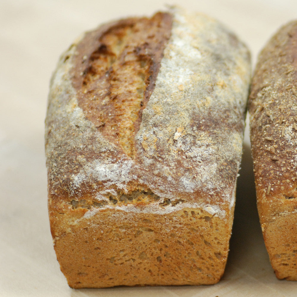 Country Rye Pan Bread